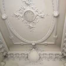 ceiling ornamentation center side ornaments molding walls and