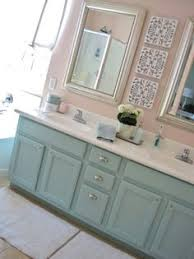 Painted Vanities Bathrooms Bathroom Updates You Can Do This Weekend Bath Diy Bathroom