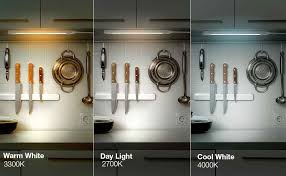 warm white led under cabinet lighting amazon com led concepts under cabinet light bar with 3 color