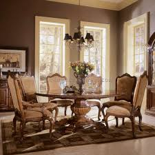 round formal dining room sets best dining room furniture sets