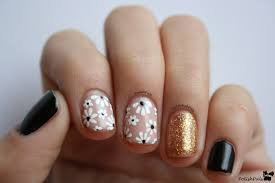 nail art delicate floral design youtube delicate and elegant nail