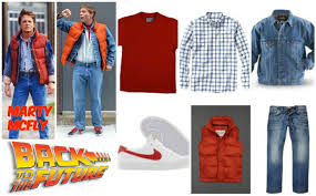 Marty Mcfly Halloween Costume 10 Minute Halloween Costumes U2013 Ihoot