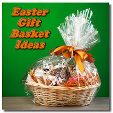 basket gift ideas easter basket gifts