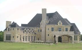French Chateau Style Homes by Chateau Novella Luxury House Plan Small Castle Plan