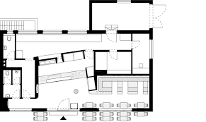 Floor Plans For A Restaurant by Wienerwald U2014 Ippolito Fleitz Group