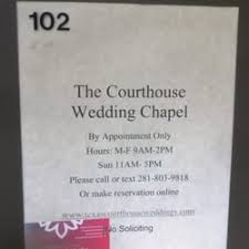 wedding chapel houston the courthouse wedding chapel 15 photos wedding chapels 340