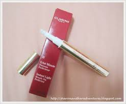 instant light complexion perfector sharon and her adventures review clarins instant light brush on