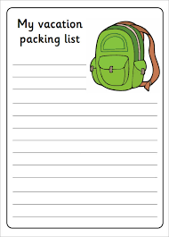 Packing List Template Excel Packing List Templates 6 Free Documents In Pdf Word