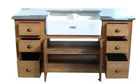 meuble cuisine bois massif meuble sous evier bois massif meubles cuisine bois massif meuble
