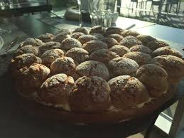 du bonheur dans la cuisine st herblain tarte st honore chocolat et mousseline vanille photo de du