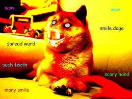 Original Doge Meme - anime card battle games lr majin vegeta rework v 2 3 original