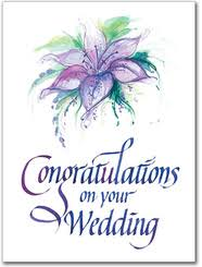 marriage greeting cards of religous wedding greeting cards