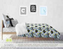 Baseball Nursery Bedding Sets by Police Car Kids Bedding Personalized Police Kids Bedding Set