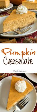 check out pumpkin cheesecake it s so easy to make pumpkin