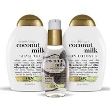 Shoo Ogx ogx shoo coconut milk the best of milk 2018