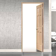 Interior Door Lining Xl Joinery Interior Door Lining Frame Prefinished Oak Veneer