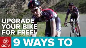 how to dress pro cyclingtips 9 ways to upgrade your road bike without spending any money youtube