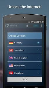 zenmate for android zenmate 2 5 0 android free