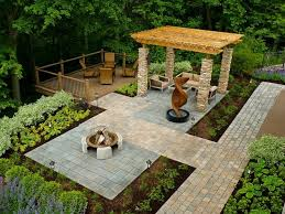 Design For Backyard Landscaping For Good Ideas About Backyard - Designer backyards