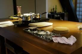 un cour de cuisine l atelier de cuisine cooking sun เก ยวโต ท องเท ยวญ ป น