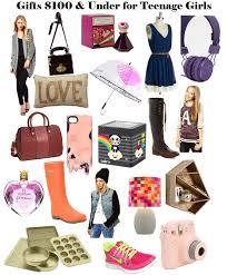 holiday gift ideas for teen girls under 50 or 100 i love all