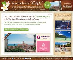 hawaii travel bureau hawaii visitors and convention bureau you had us at aloha sweepstakes
