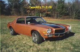 burnt orange camaro pics of burnt orange w black stripes 71 r s z 28 nastyz28 com