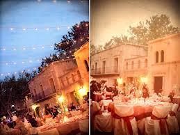 outdoor wedding venues az sedona az wedding reception venue during dusk