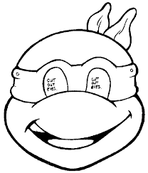 ba ninja turtle coloring pages printable pages 10981