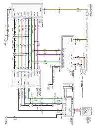 ford radio wiring schematic wiring diagram byblank