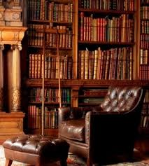 comfy library chairs antique leather chairs foter