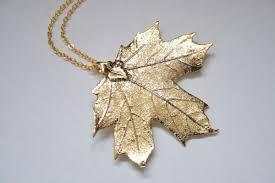 real leaf necklace images 59 leaf pendant necklace fleur leaf pendant necklace charming jpg