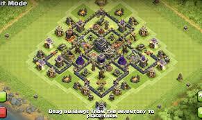 layout design th7 6 mahan th7 ke war base layouts aur farming base layouts