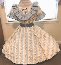 square dance dress ebay