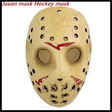 Jason Voorhees Mask Free Shipping Top Grade Movies Jason Voorhees Mask Jason Freddy