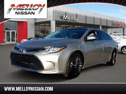 abq toyota used toyota avalon for sale in albuquerque nm edmunds