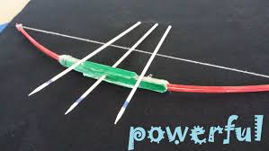 Where Can I Buy Lollipop Sticks How To Make A Powerful Bow Using Popsicle Sticks And Toothpicks