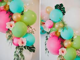 how to make a balloon arch diy floral balloon arch green wedding shoes