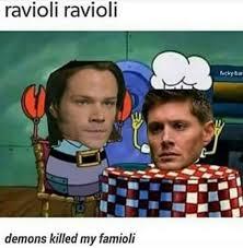 Supernatural Memes - supernatural memes meme by dragonix18 memedroid