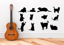 express wall stickers shop for nursery baby cat kitten set 12 express wall stickers shop for nursery baby cat kitten set 12 micro apartment design
