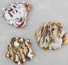 mini funnel cakes three ways made in a bag bayis magazine