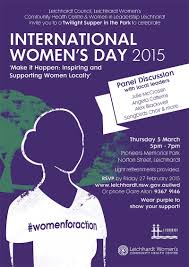 women s you re invited to celebrate international women s day with us