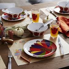 kid friendly thanksgiving table decorations