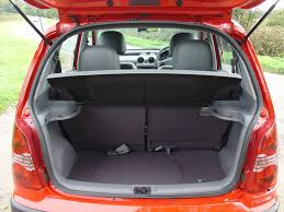 daihatsu terios trunk space hyundai amica hatchback 2006 2009 buying and selling parkers