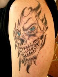 all new tattoo various styles and types of skull tattoo designs