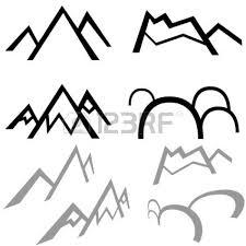 mountain range clipart free clipartxtras
