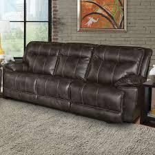 Parker Sofa Parker Living Comfort Phoenix Dual Power Recliner Sofa In Flint Pl