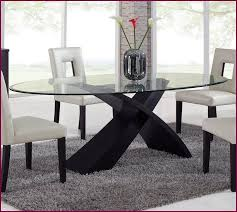 65 inch dining table dining tables astonishing oval glass table designs inside prepare 18