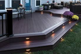 Backyard Deck Ideas 50 Elegant Front Yard Deck Design Ideas Homearchite Com