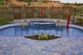 What Is Paver Base Material Made Of by Choosing The Best Paving Materials For Your Los Angeles Pool Patio